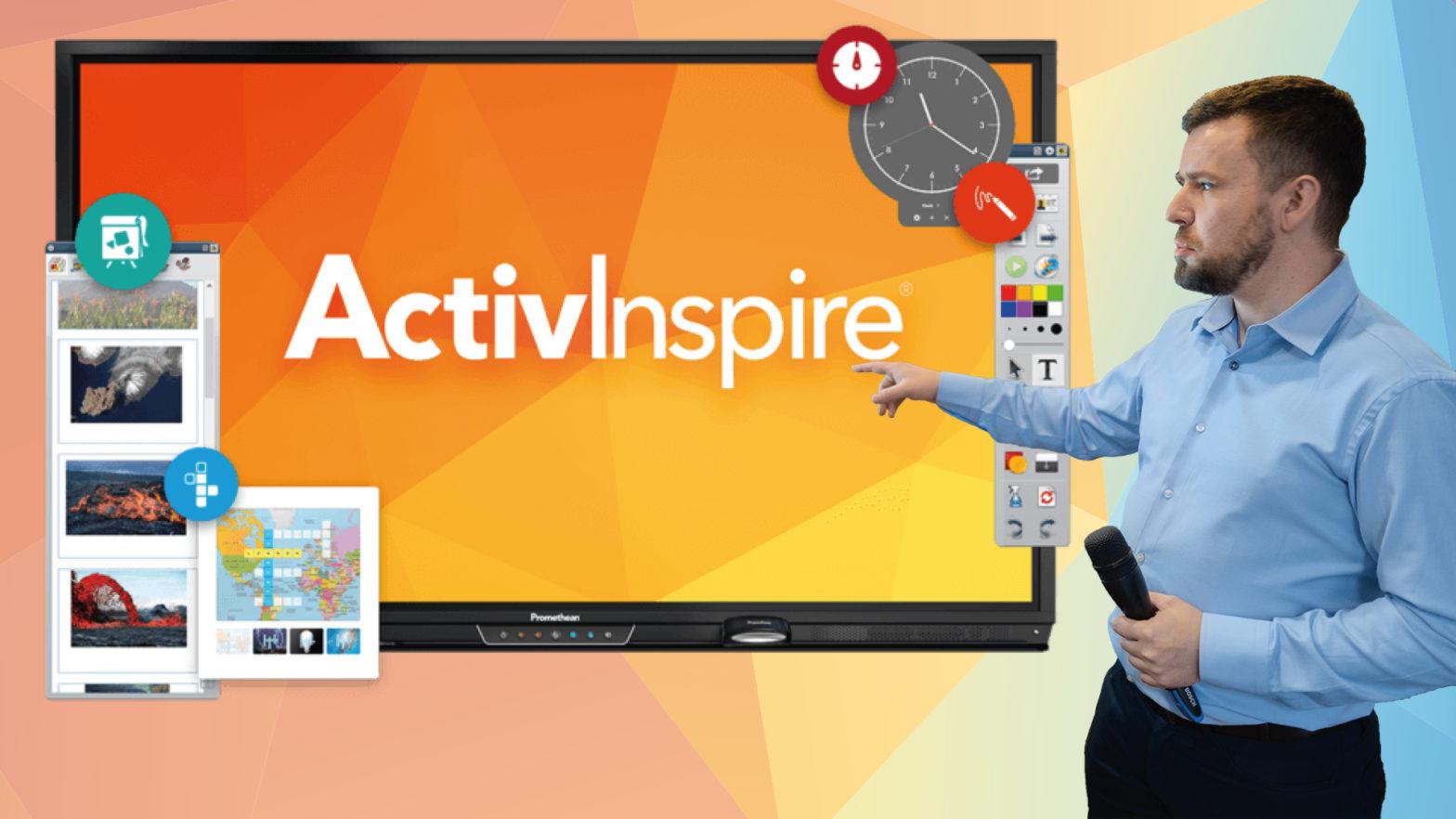 ActiveInspire - kurs online